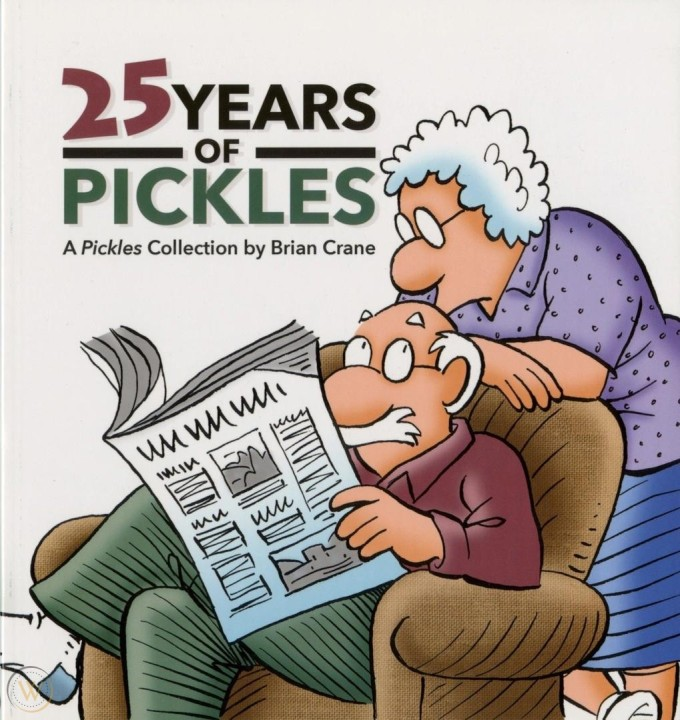 25 Years of Pickles: A Pickles Collection