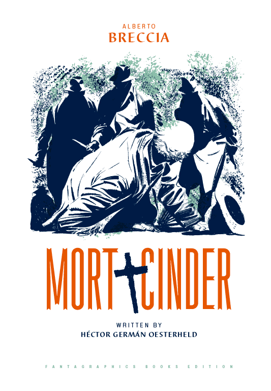Mort Cinder